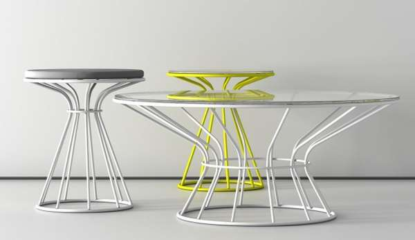 Sirio Tables by DZstudio