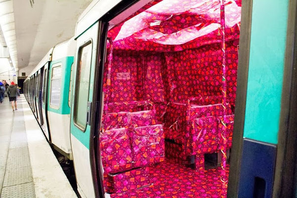 Gift-Wrapped Subways