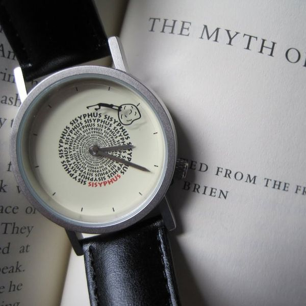 Greek Mythology Timepieces