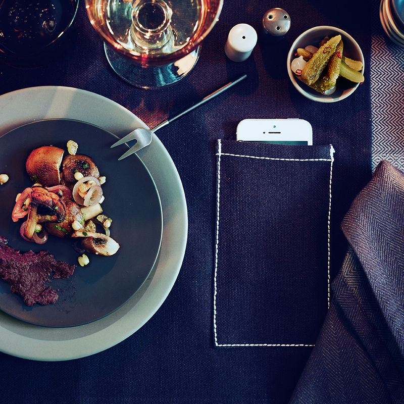 Phone Pocket Placemats
