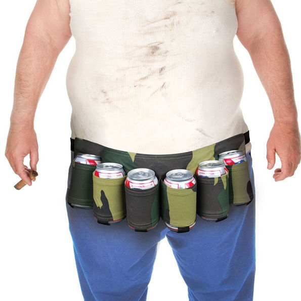 Six-Pack Alcohol Holders