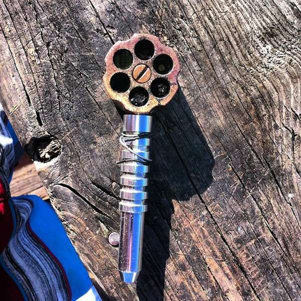 Six Shooter Pipe