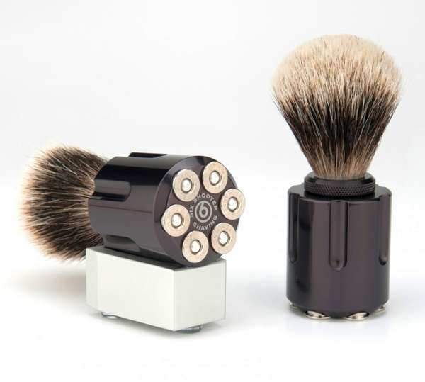 Weaponized Shaving Equipment