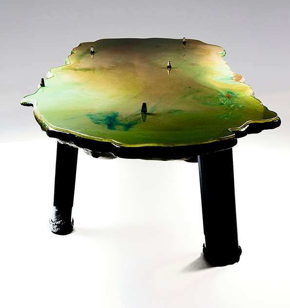 Fluid Diorama Furniture