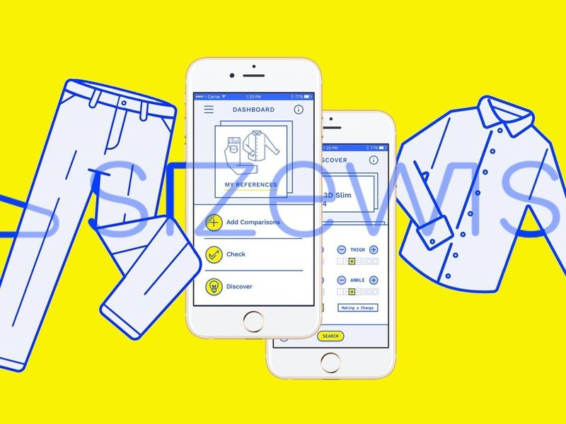 Comprehensive Sizing Shopping Apps
