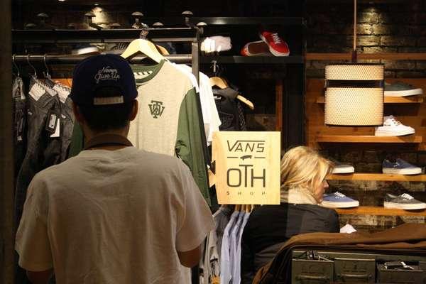 Rustic Retail Stores