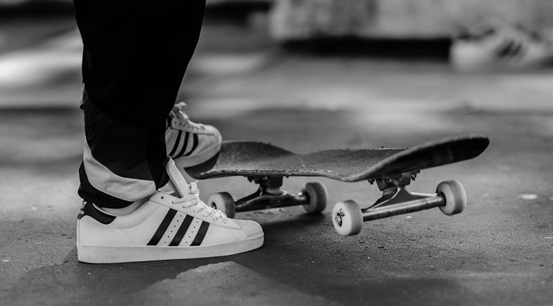 Redesigned Skateboarder Sneakers