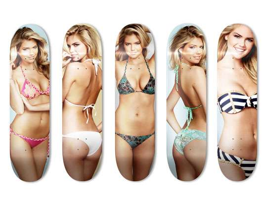 Supermodel Skateboard Blogs
