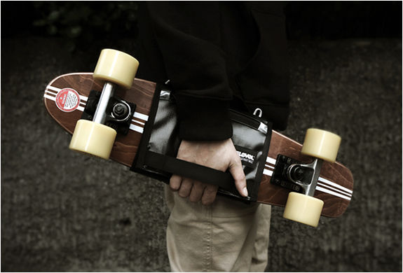 Stylish Skateboard Bags