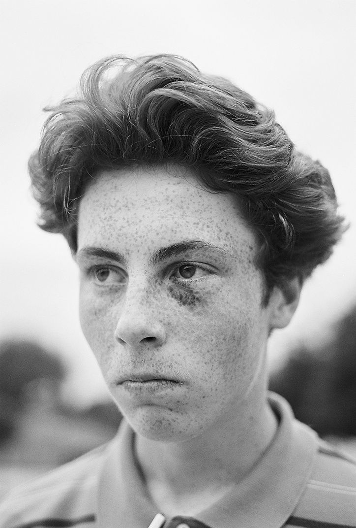Artistic Skateboarder Portraits