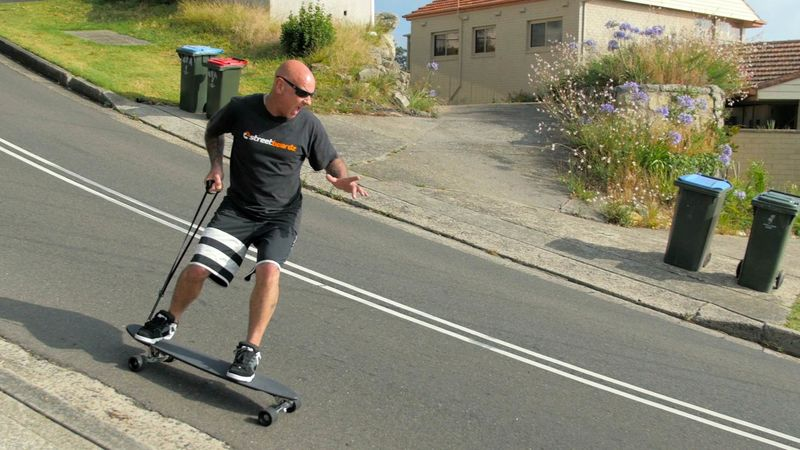 Skateboard Brake Systems