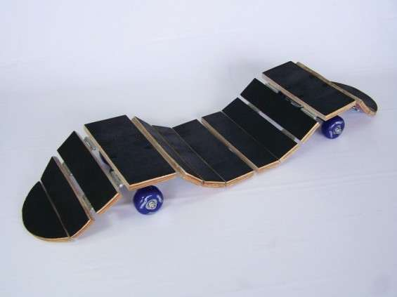 Reassembled Sport Deck Models