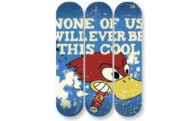 Skateboard Murals