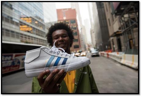 Skater-Designed Sneakers