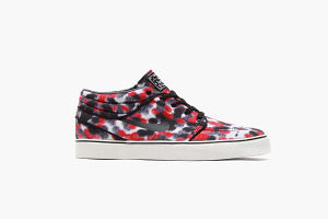 Spotted Skater Sneakers