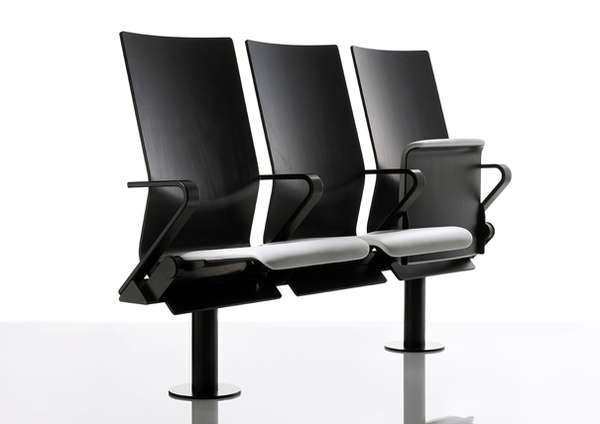 Curvy Group Seating