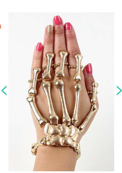 Bony Hand Accessories