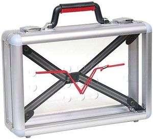 See Through Briefcase