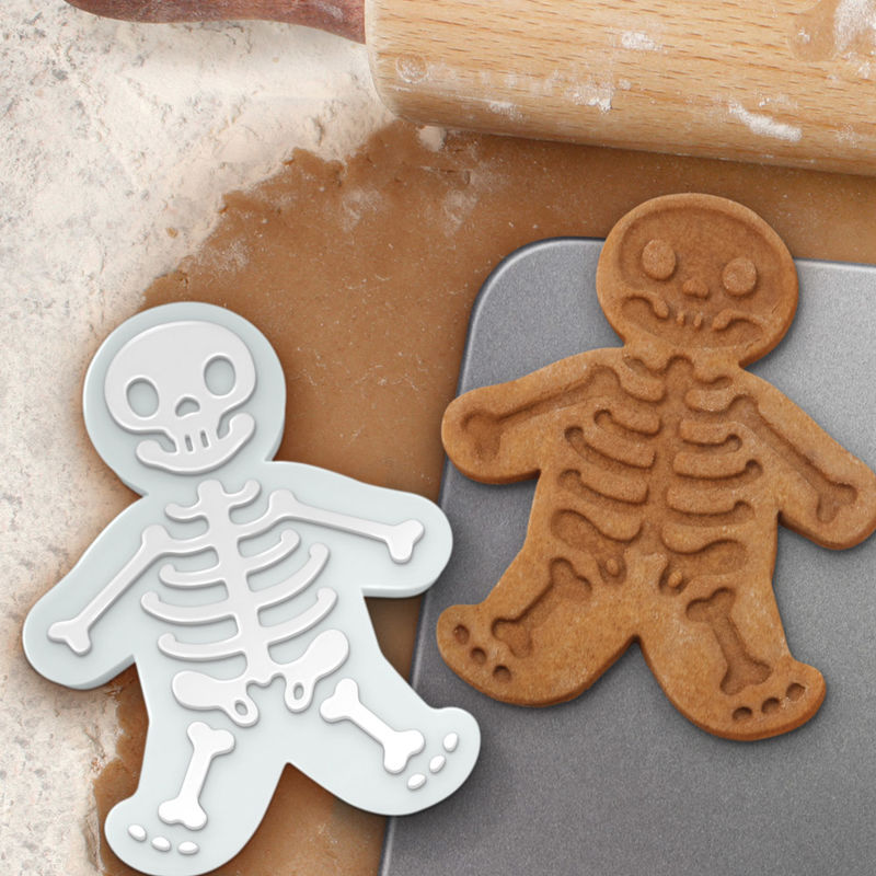 Skeleton Cookie Cutters