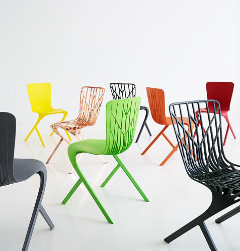 Modern Branching Chairs