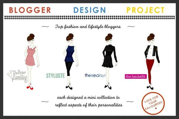 Fashionable Mock-Up Competitions