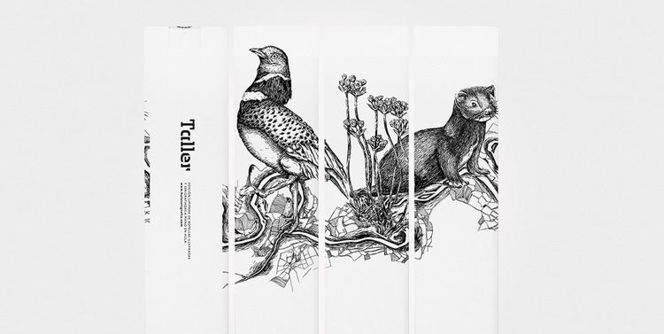 Flora and Fauna Branding