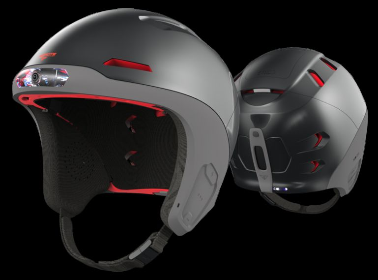 High-Tech Ski Helmets