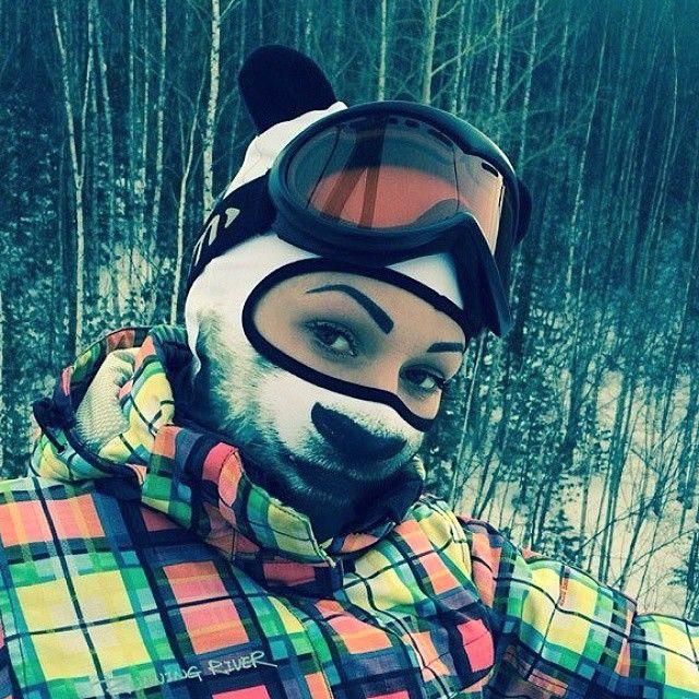 Adorable Animal Ski Masks
