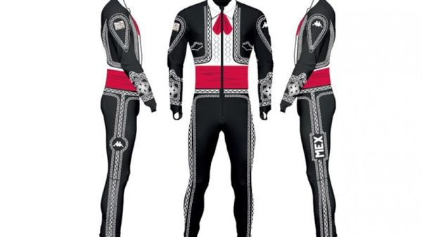 Mariachi Styled Ski Outfits