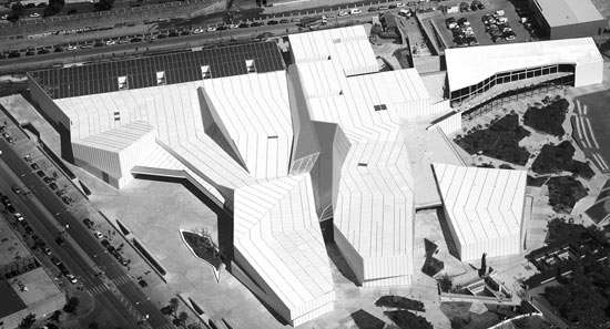 Ski Slope Architecture The Granada Science Park Is An