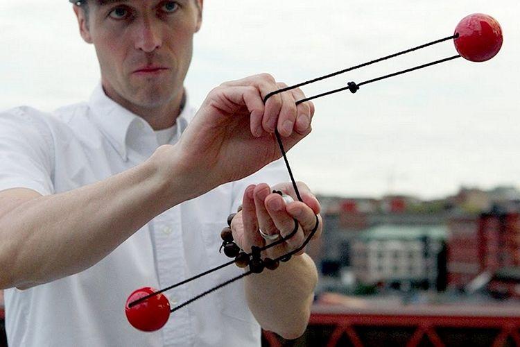 Nunchuck Skill Toys