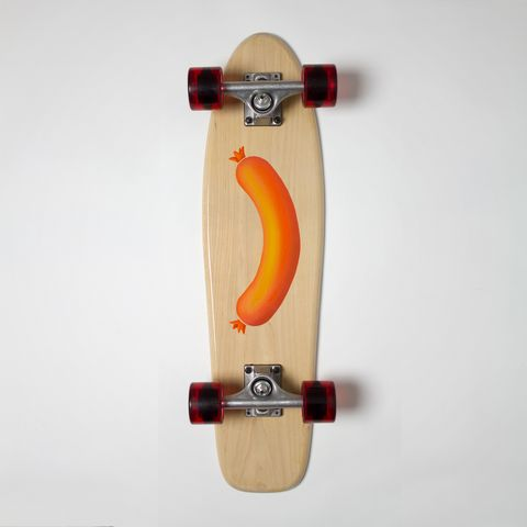 Heritage-Inspired Skateboards