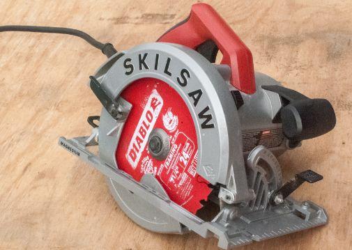 Lightweight Circular Saws