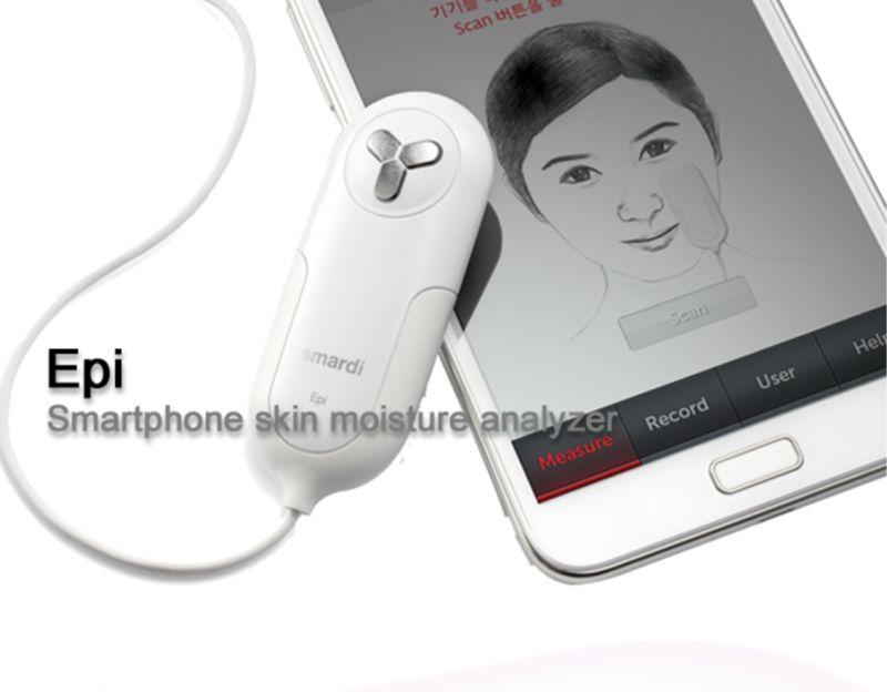 Smartphone Skin Testers