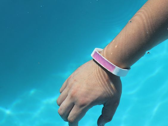 Sunscreen Reminder Bracelets