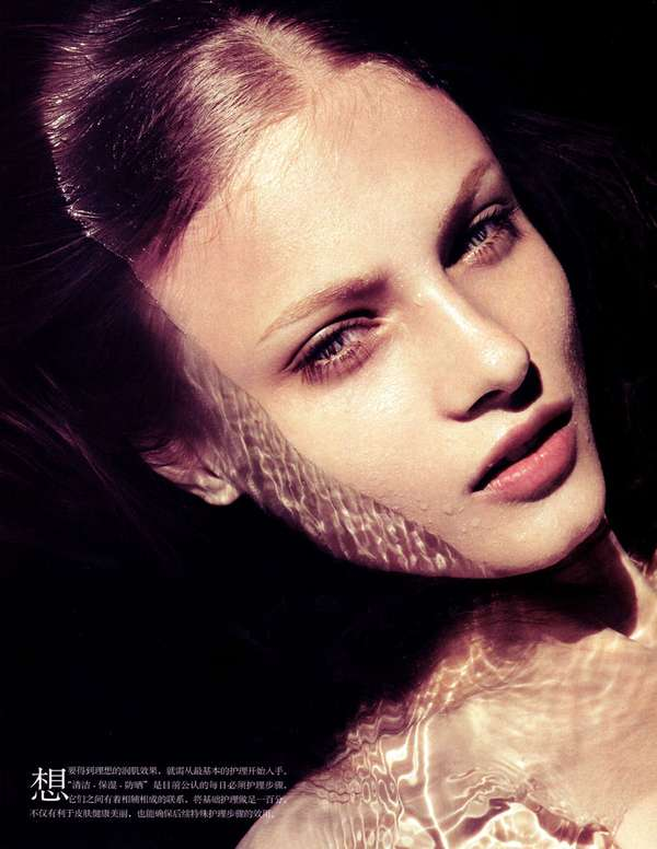 Flawless Complexion Editorials