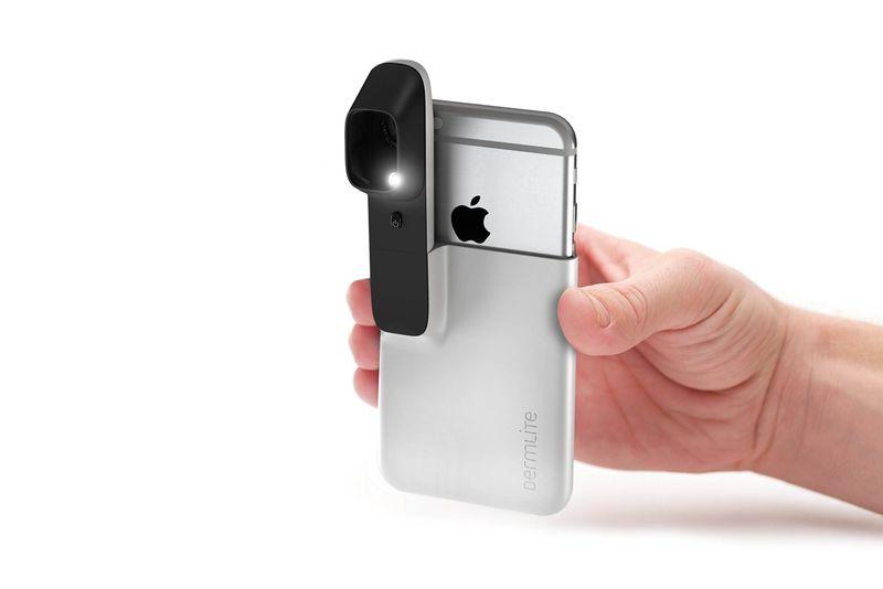 Skin Health Smartphone Accessories