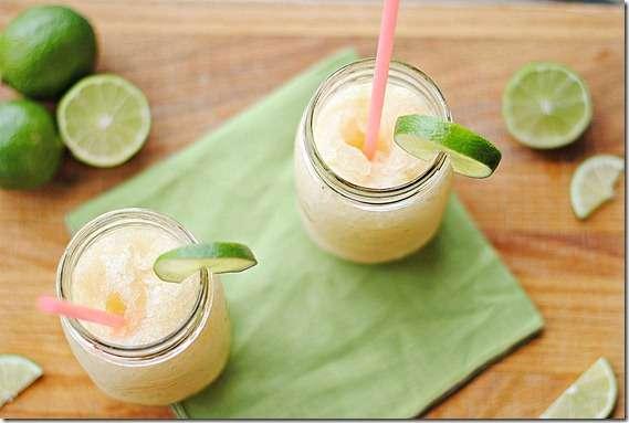 Ale-Soaked Fruity Drinks