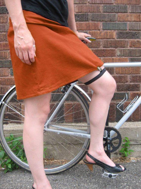 Cyclist Dress Clips