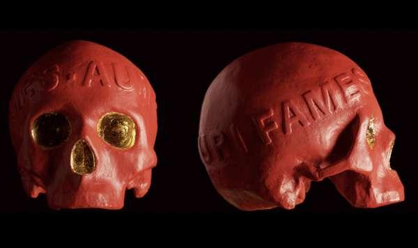 Rotting Skullptures