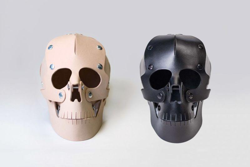 Premium Leather Skulls