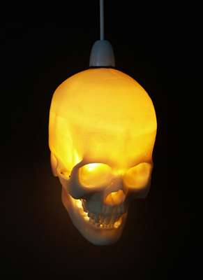 Skeleton Lamps