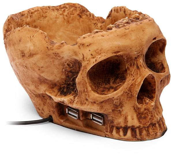 Skeletal Desk Accessories