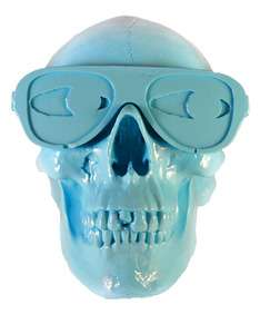 Skulls in Shades Sculptures