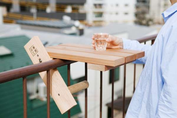 sky deck table