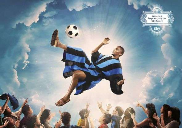 Sky Sport Miracle Campaign