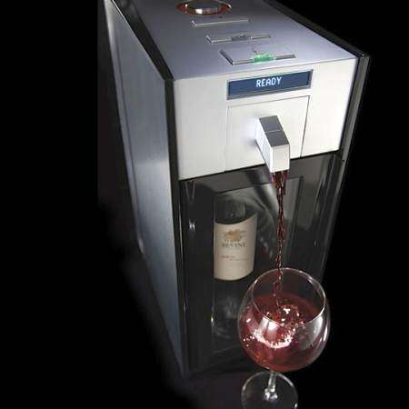 Vino-Serving Machines
