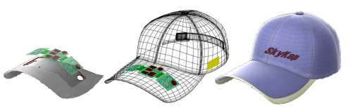 SkyKap Advisor Golf Hat