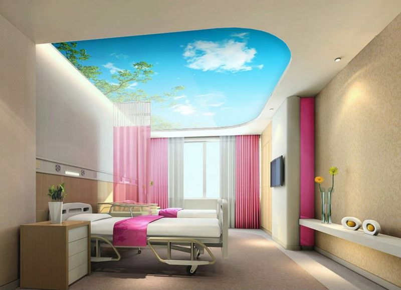 Artificial Skylight Windows