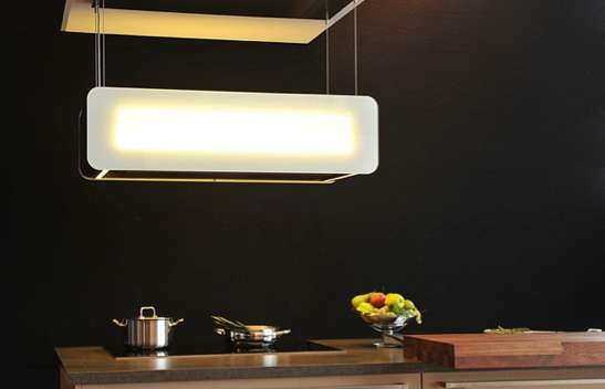 Radiating Eco Range Hoods